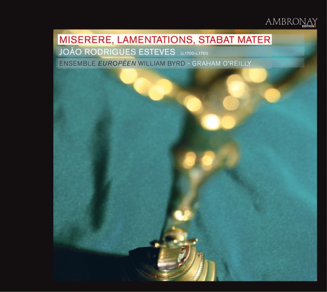 MISERERE, LAMENTATIONS, STABAT MATER